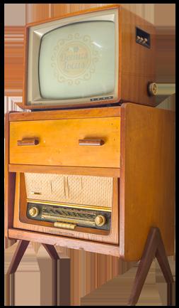Domus Locus - Oude tv